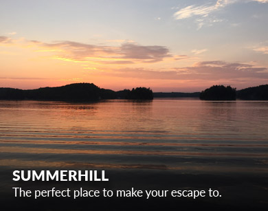 Summerhill - Muskoka Cottages by Marlene