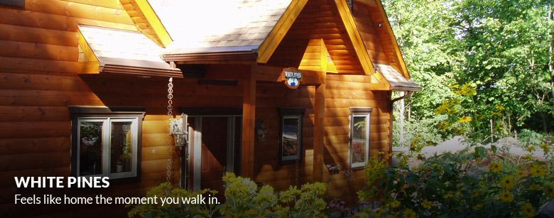 White Pines - Muskoka Cottages by Marlene